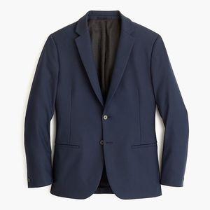 JCREW Destination Stretch Performance Suit Jacket